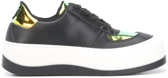 Joshua Sanders Bubble chunky-sole sneakers