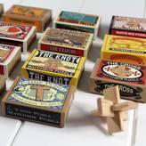 Nest Matchbox Puzzles Wedding Favours