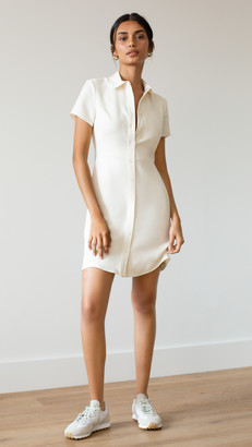 Theory Short Sleeve Bd Dress