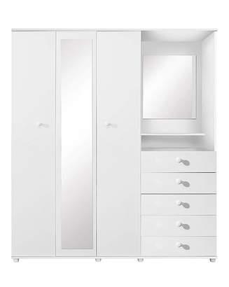 Combi Marisota Aspen 3 Door 5 Drawer Wardrobe