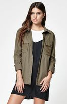 Volcom Wyld Journey Long Sleeve Button-Down Shirt
