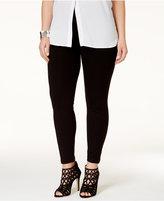 Hue Plus Size Cotton Leggings, A Macy's Exclusive