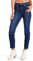 Joe's Jeans High Rise Slim Straight Ankle Jeans
