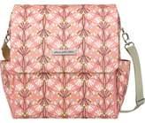 Petunia Pickle Bottom Abundance Boxy Backpack Diaper Bag in Blissful Brisbane