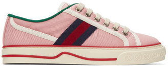 Gucci Pink Tennis 1977 Sneakers