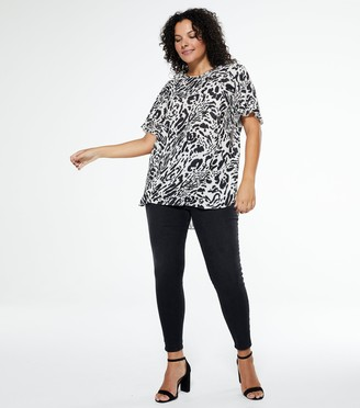 New Look Curves Lift And Shape Skinny Jeans