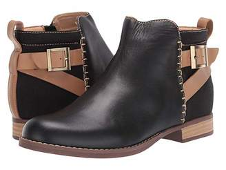 Spenco Dove Creek Boot (Black) Women's Shoes
