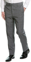Brooks Brothers Wool-Blend Suit Trouser