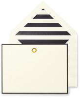 Kate Spade Monogram O Correspondence Cards - Set of 10