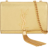 Saint Laurent Petite Monogram small leather shoulder bag