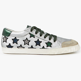 Ash Majestic Star Motif Trainers