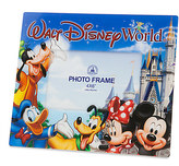 Disney Mickey Mouse and Friends Photo Frame - Walt World - 4'' x 6''