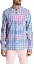 Bonobos Checked Button Down Shirt