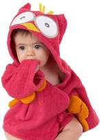 Careu Baby Bathrobe Terry Cloth Hooded for Ages 0-5 Years Old