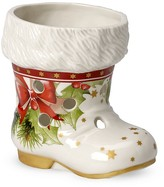 Villeroy & Boch Santa's Boot Votive Holder