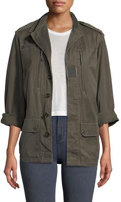 Etienne Marcel Army Jacket