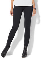 New York & Co. 7th Avenue Design Studio - Legging Fit - Ponte - Black