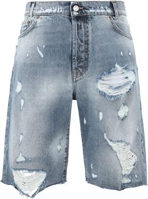Buscemi Denim shorts