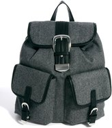 Asos Felt Backpack