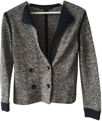 Marc by Marc Jacobs Anthracite Cotton Jacket for Women