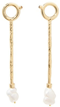 Alican Icoz Longo earrings