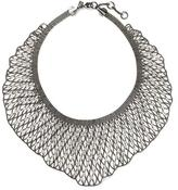 Banana Republic Riviera Mesh Statement Necklace