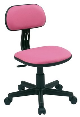 OSP Designs Student Task Chair, Multiple Colors