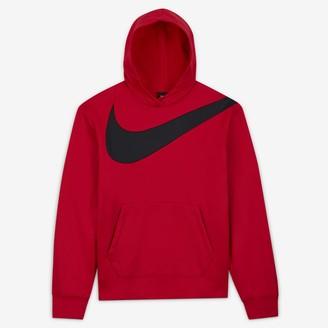 Nike Men's Basketball Pullover Hoodie Therma HBR