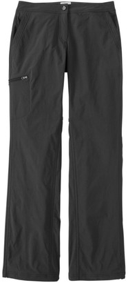 L.L. Bean L.L.Bean Women's Comfort Trail Pants, Lined