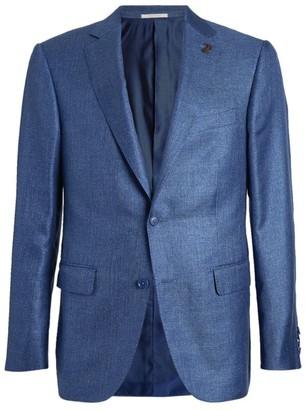 Pal Zileri Silk Tailored Jacket