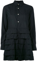 Comme des Garcons layered shirt - women - Polyester - S