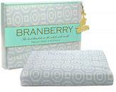 NEW Branberry Art Deco Blue Cot Blanket