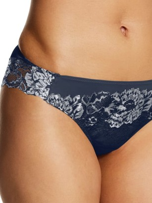 Maidenform Comfort Devotion Lace Tanga