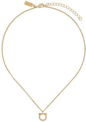 Salvatore Ferragamo Gancini necklace