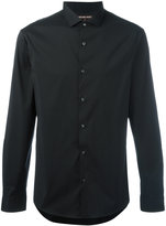 MICHAEL Michael Kors long-sleeve shirt - men - Cotton/Nylon/Elastolefin - XS