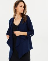 Dorothy Perkins Waterfall Button Jacket
