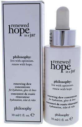 philosophy 1Oz Renewed Hope In A Jar Renewing Dew Concentrate