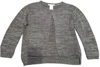 Fabiana Filippi Metallic Cotton Knitwear for Women