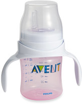 Avent Naturally Bottle To First Cup Trainer (4-Months +)in Pink