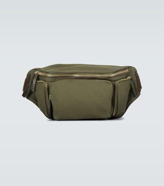 Dries Van Noten Cotton belt bag