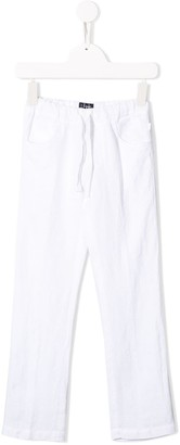 Il Gufo Drawstring Trousers