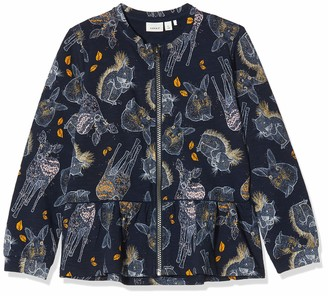 Name It Girl's Jeans Peter Sweat Jacket