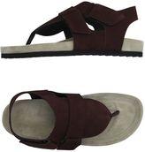 Pierre Hardy Toe strap sandals