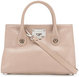 Jimmy Choo compact shoulder bag - women - Calf Leather - One Size