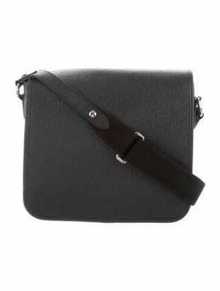 Louis Vuitton Taiga Andrei Messenger Bag Black