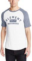 Element Men's For Life Short Sleeve Raglan T-Shirt