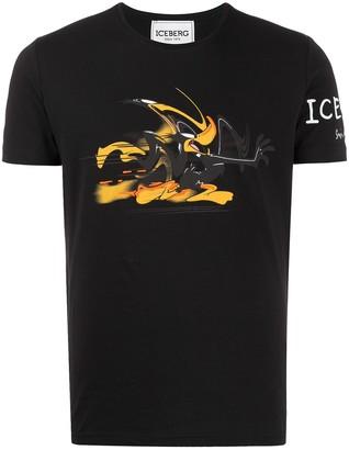 Iceberg Daffy Duck print T-shirt