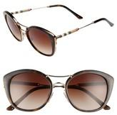 Burberry Women's 53Mm Gradient Sunglasses - Dark Havana