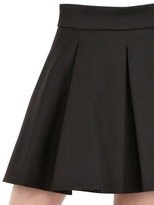 Fausto Puglisi Heavy Stretch Cotton Skirt