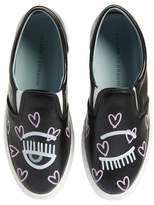 Chiara Ferragni Candy Flirting Slip-On Sneaker